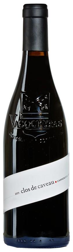 "Domaine Clos de Caveau, Vacqueyras AOC ""Carmin Brillant"" BIO, 2011"