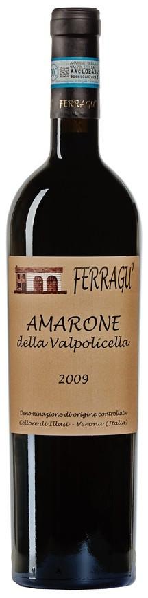 Ferragu´ Carlo, Amarone della Valpolicella DOCG, 2009