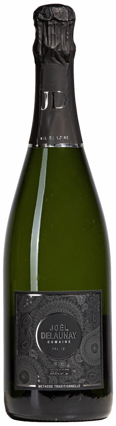 "Domaine Jöel Delaunay, Touraine AOC Blanc ""Méthode Traditionnelle"", NV"