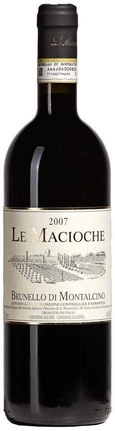 Le Macioche, Brunello di Montalcino DOCG, 2007