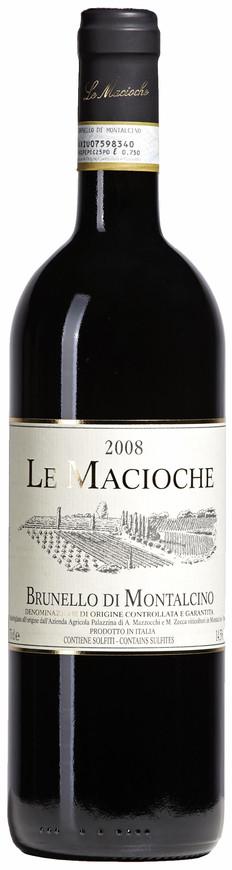 Le Macioche, Brunello di Montalcino DOCG, 2008