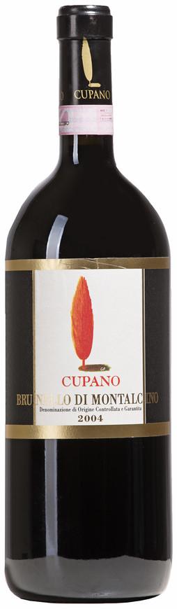 Cupano, Brunello di Montalcino DOCG, 2004