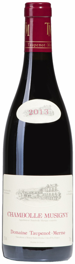 Domaine Taupenot-Merme, Chambolle-Musigny AOC, 2013
