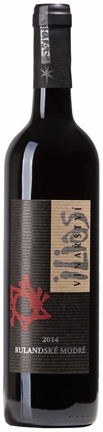 Vinařství Ilias, Pinot Noir, pozdní sběr, 2014