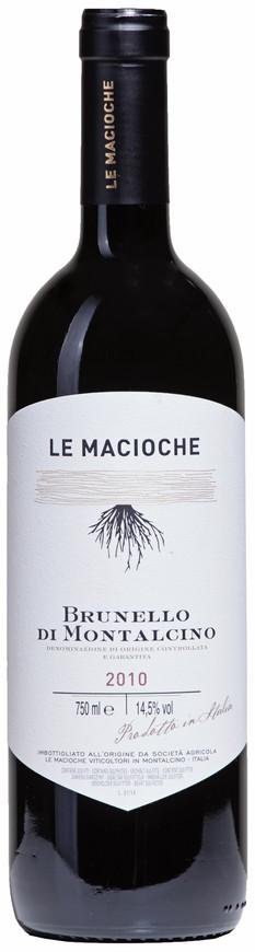 Le Macioche, Brunello di Montalcino DOCG, 2010