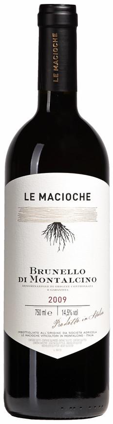 Le Macioche, Brunello di Montalcino DOCG, 2009