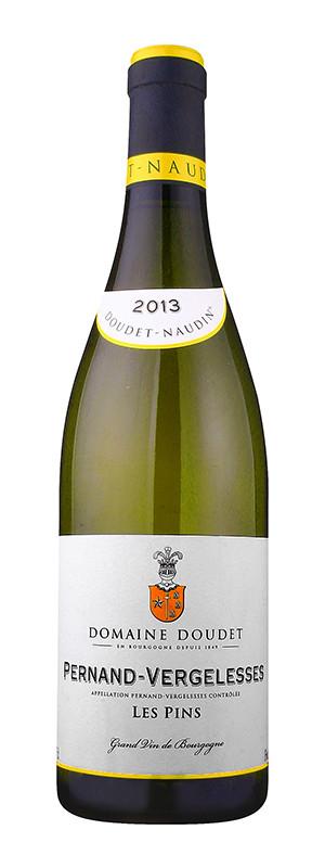"Domaine Doudet-Naudin, Pernand-Vergelesses AOC Blanc ""Les Pins"", 2013"