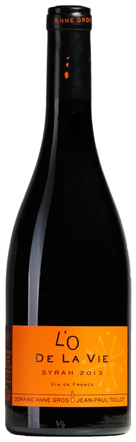 """Domaine Gros-Tollot, Vin de France Rouge """"L´O de la Vie"""", 2013"""