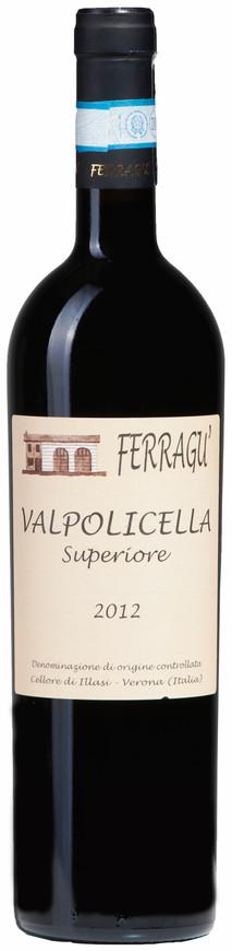 Ferragu´ Carlo, Valpolicella Superiore DOC, 2011