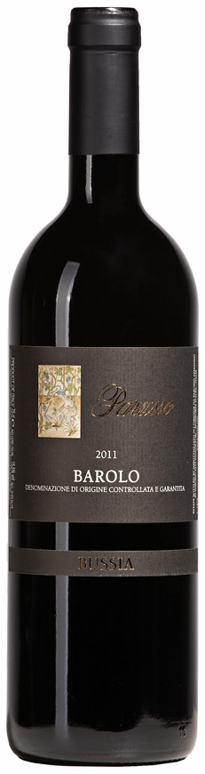 """Parusso, Barolo """"Bussia"""" DOCG, 2011"""