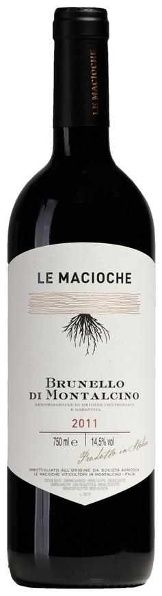 Le Macioche, Brunello di Montalcino DOCG, 2011