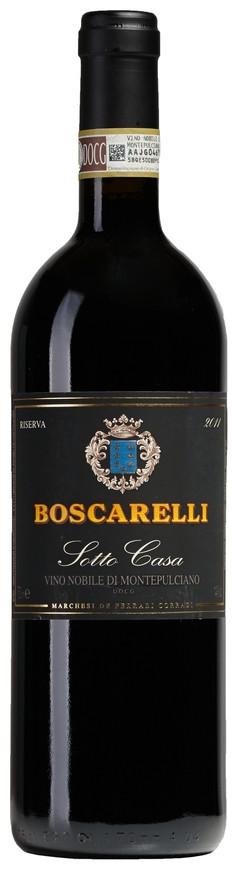 """Boscarelli, Vino Nobile di Montepulciano """"Sotto Casa"""" Riserva DOCG, 2011"""