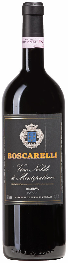 Boscarelli, Vino Nobile di Montepulciano Riserva DOCG, MAGNUM 1,5l, 2007