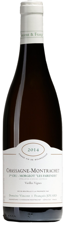 "Domaine Jouard Francois & Fils, Chassagne-Montrachet 1er Cru ""Morgeot"", 2014"