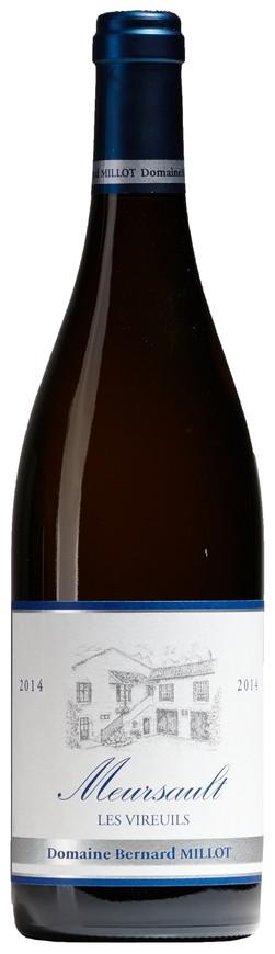 "Domaine Millot Bernard, Meursault Blanc ""Les Vireuils"" AOC, 2014"