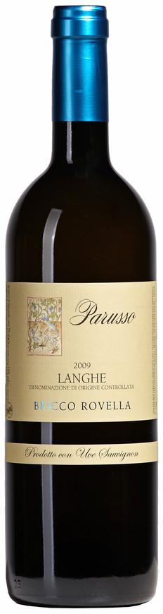 "Parusso, Langhe Bianco ""Bricco Rovella"" DOC, 2009"