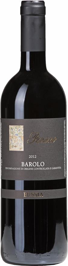 """Parusso, Barolo """"Bussia"""" DOCG, 2012"""