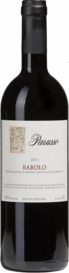 Parusso, Barolo DOCG, 2013