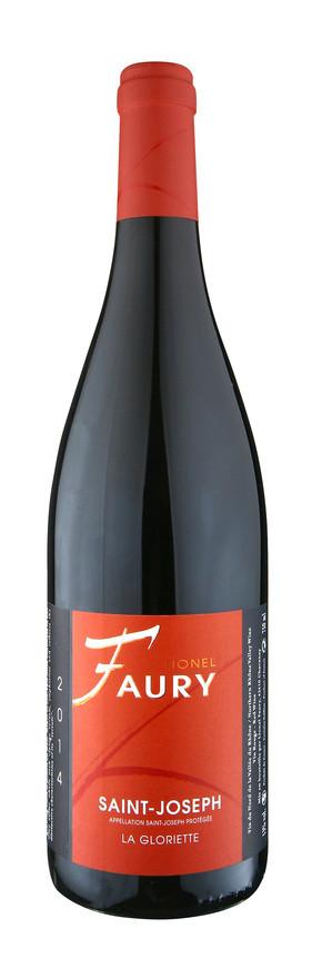 """Domaine Faury, Saint-Joseph AOC Rouge """"Cuvée La Gloriette"""", Vieilles Vignes, 2014"""