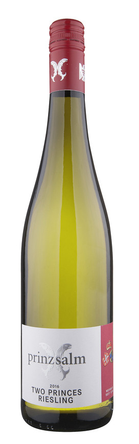 Prinz Salm, Two Princes Riesling, 2016