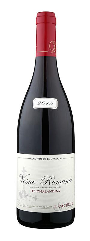 """Domaine Cacheux Jacques & Fils, Vosne-Romanée """"Les Chalandins"""", 2015"""