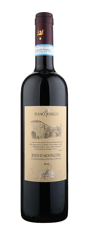 Piancornello, Rosso di Montalcino DOC, 2015
