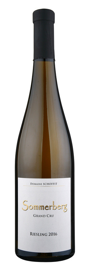 """Domaine Schoffit, Riesling Grand Cru """"Sommerberg"""" , 2016"""