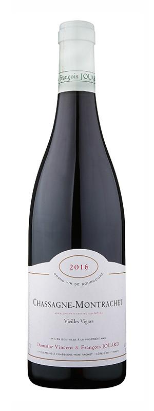 Domaine Jouard Francois & Fils, Chassagne-Montrachet, Rouge, 2016