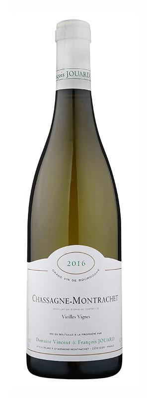 Domaine Jouard Francois & Fils, Chassagne-Montrachet, Blanc, 2016