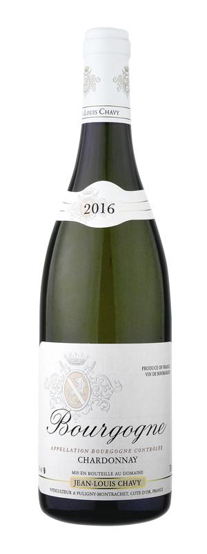 Domaine Jean-Louis Chavy, Bourgogne Blanc, 2016