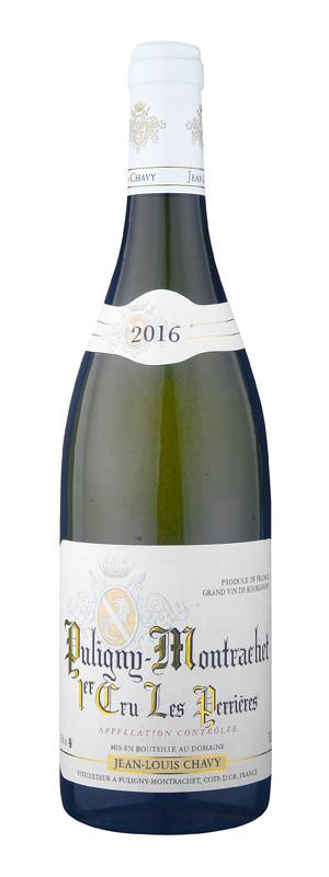 """Domaine Jean-Louis Chavy, Puligny-Montrachet 1er Cru """"Les Perrières"""", 2016"""