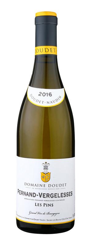 "Domaine Doudet-Naudin, Pernand-Vergelesse Blanc ""Les Pins"", 2016"