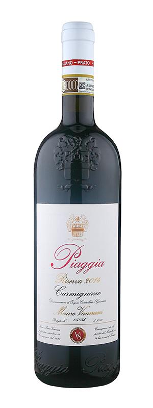 """Piaggia, Riserva """"Carmignano"""" DOCG, 2014"""