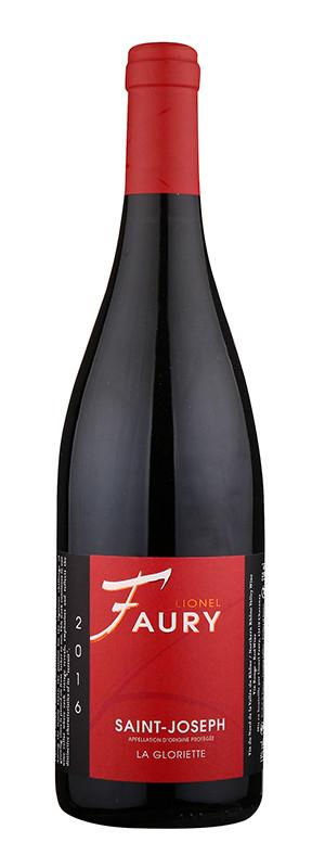 """Domaine Faury, Saint-Joseph AOC Rouge """"Cuvée La Gloriette"""", Vieilles Vignes, 2016"""