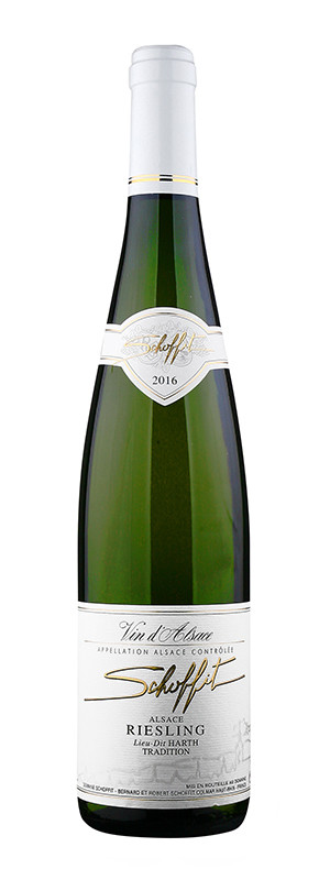 """Domaine Schoffit, Riesling AOC """"Lieu-dit Harth"""", Tradition, 2016"""