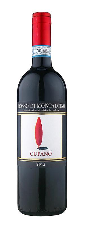Cupano, Rosso di Montalcino DOC, 2016