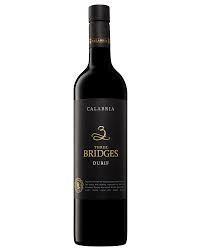 """Calabria Family Wines, Durif """"Three Bridges"""", 2017"""