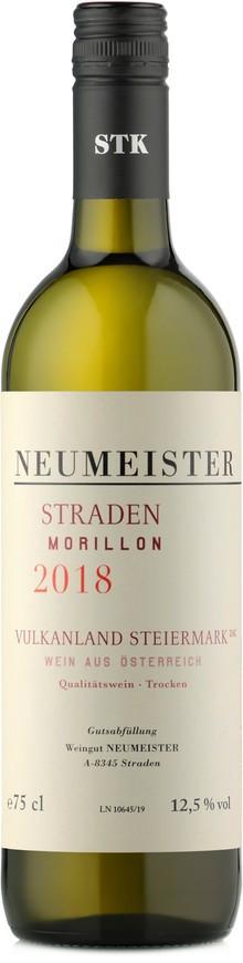 Weingut Neumeister, STRADEN Morillon BIO, 2018