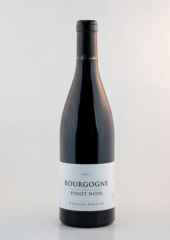 Domaine Brintet, Bourgogne Rouge, 2017