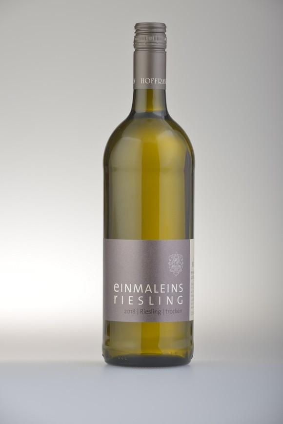 Weingut Hoffranzen, Gutsriesling trocken (1,0 l) , 2018