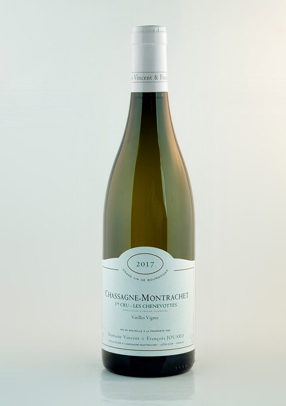 """Domaine Jouard Francois & Fils, Chassagne-Montrachet 1er Cru """"Les Chenevottes"""", 2017"""