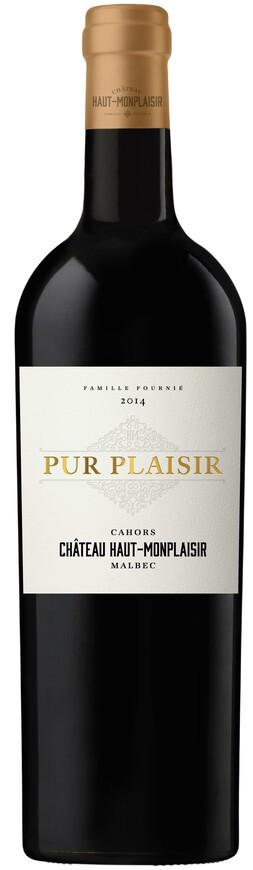 """Château Haut-Monplaisir, Malbec """"Pur Plaisir"""" AOC, 2008"""