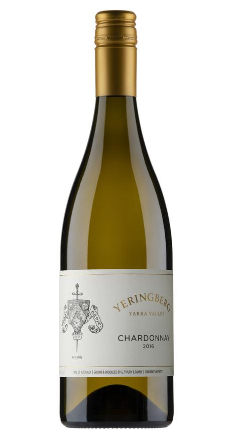 Yeringberg, Chardonnay, 2016