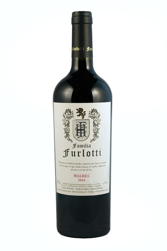 "Bodega Furlotti, Malbec  ""Familia Furlotti"", 2016"