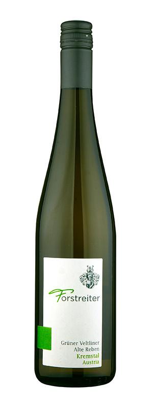 Weingut Forstreiter, Grüner Veltliner Alte Reben Kremstal DAC, 2019