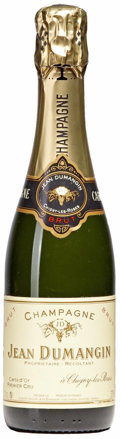 """Jean Dumangin, Champagne 1er Cru Brut """"Carte d´Or"""", NV"""