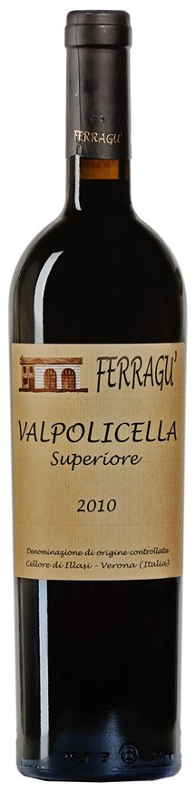 Ferragu´ Carlo, Valpolicella Superiore DOC, 2010