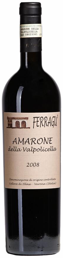 Ferragu´ Carlo, Amarone della Valpolicella DOCG, 2008