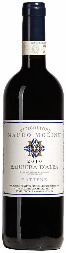 """Mauro Molino, Barbera d´Alba Superiore """"Legattere"""" DOC, 2011"""