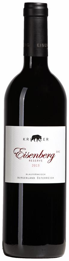 Krutzler, Eisenberg DAC Reserve, 2013